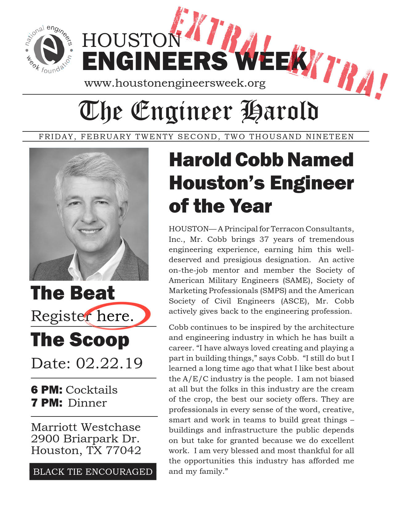 "Houston Gala Calendar For February 2019 2019 Engineer of the Year Gala > Houston/Galveston Post"" title=""Houston Gala Calendar For February 2019 2019 Engineer of the Year Gala > Houston/Galveston Post"" width=""200″ height=""200″> <img src="